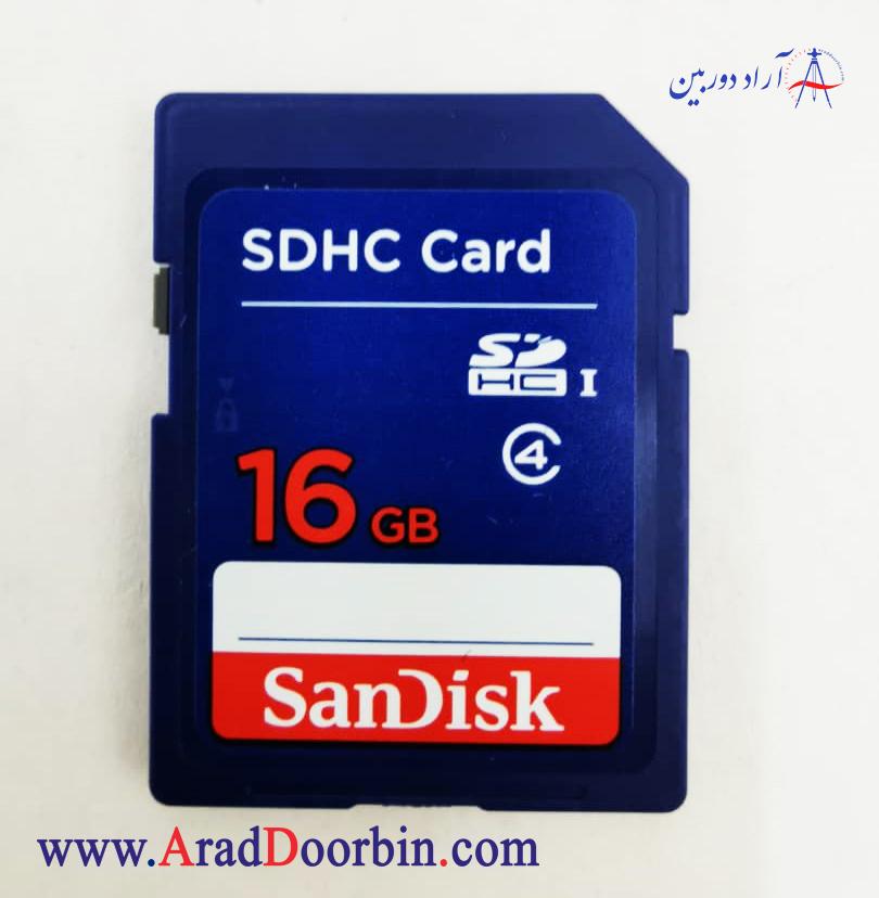 کارت حافظه SD مخصوص جی پی اس لایکا GS15