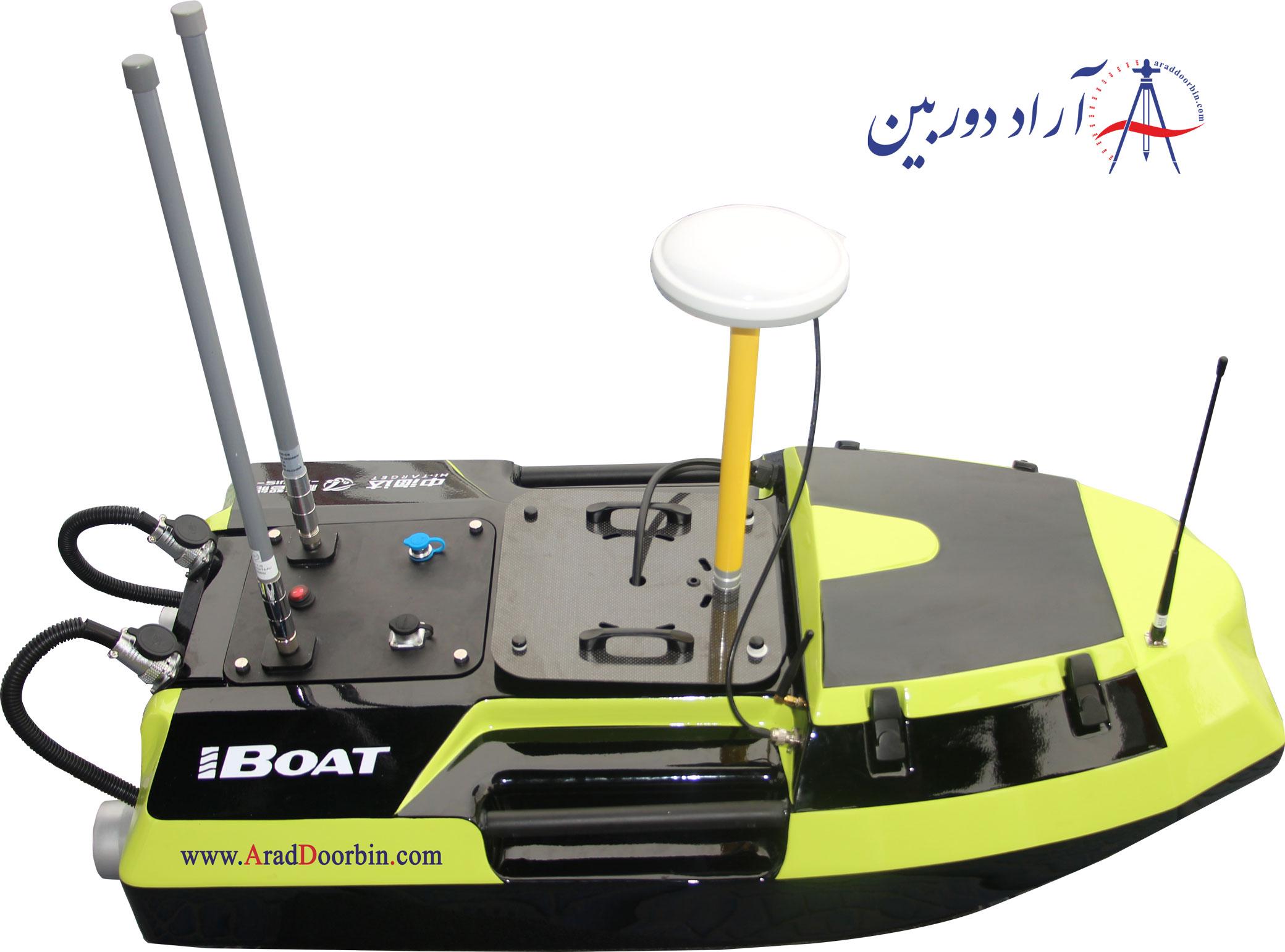 قایق هیدروگرافی Hi-Target BS2