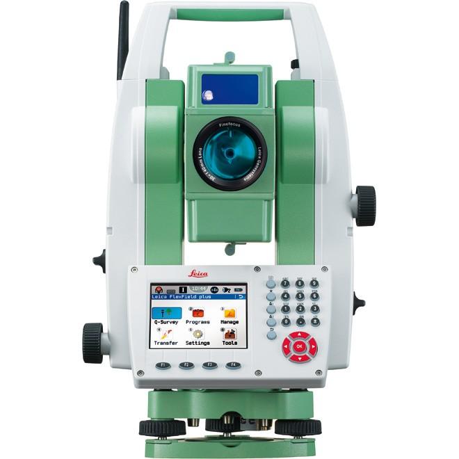 دوربین نقشه برداری توتال استیشن لایکا TS09 PLUS