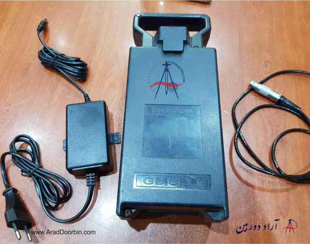 باتری صحرایی آراتک مخصوص دوربین نقشه برداری و GPS ایستگاهی