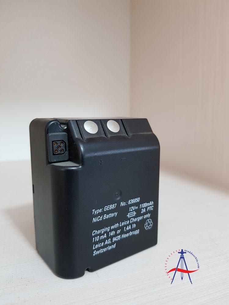 باتری لایکا مدل GEB87 Ni Mh