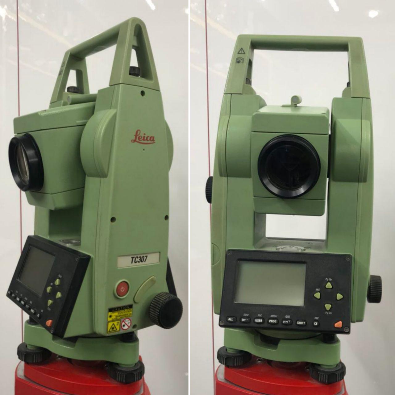 دوربین دست دوم توتال استیشن لایکا  Leica TC 307