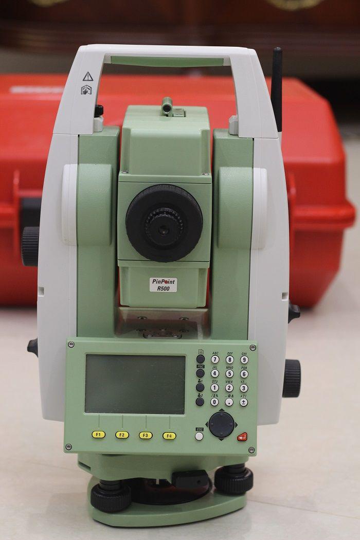 دوربین نقشه برداری توتال استیشن لایکا TS06 PLUS دست دوم