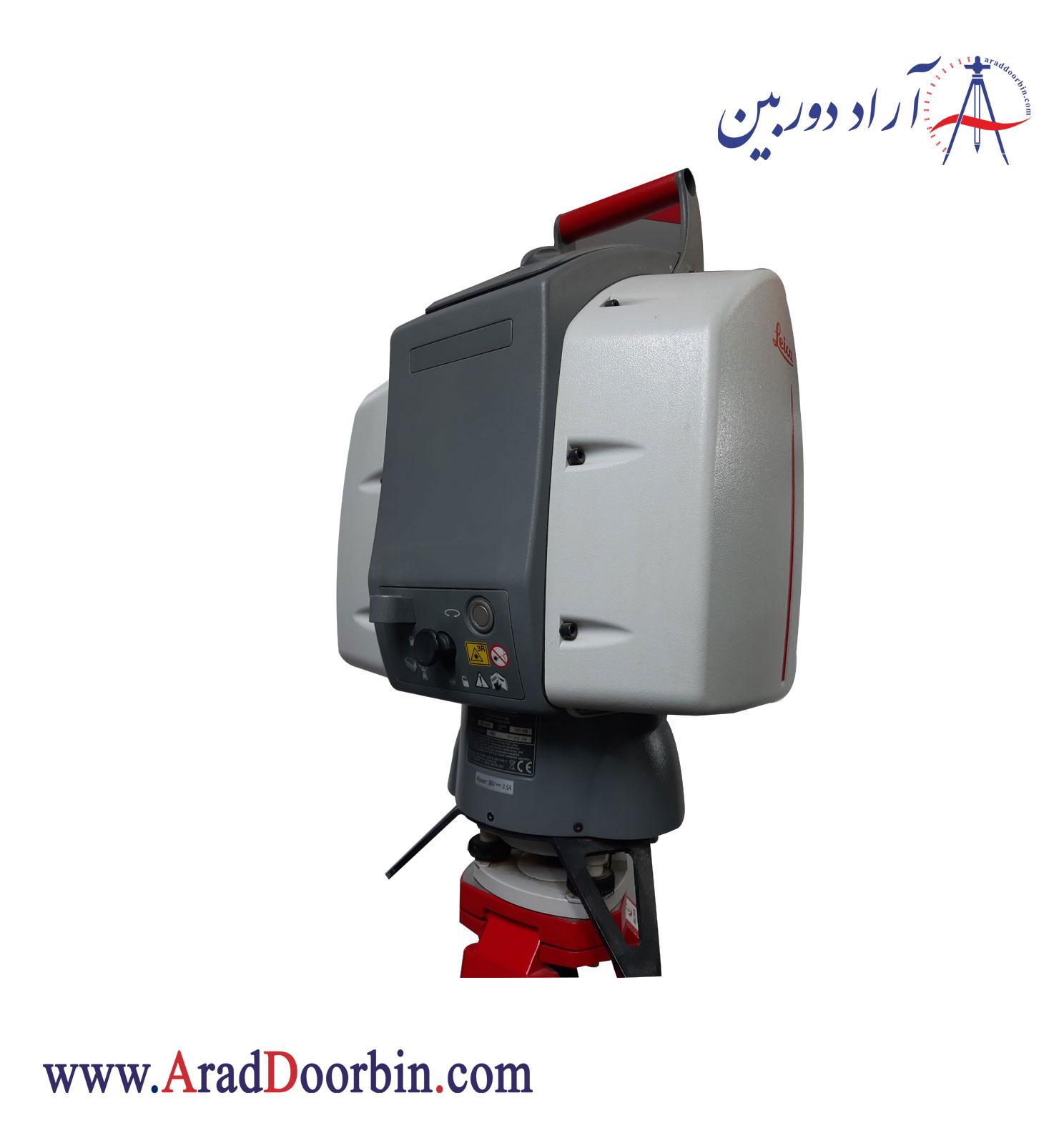 اسکن لیزر سه بعدی LEICA Geosystem AG HDS4050