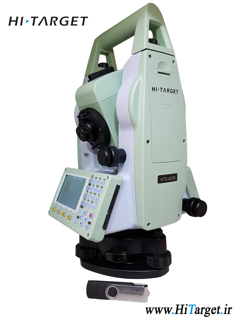 دوربین نقشه برداری توتال استیشن Hi-Target HTS-420R